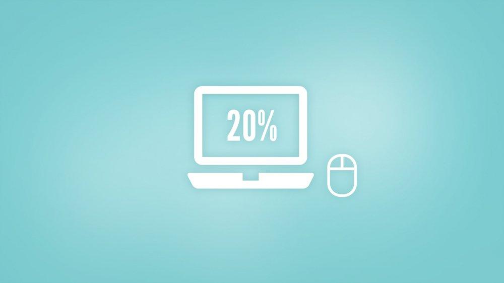 Pourquoi les visiteurs ne lisent que 20% de votre page web