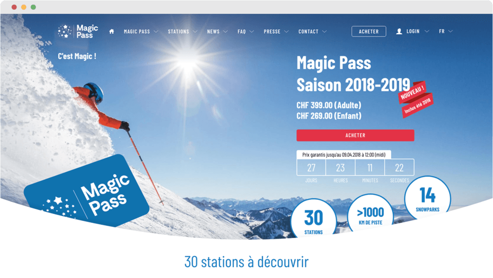Magic Pass 2.0