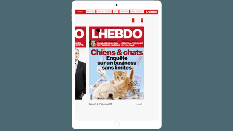E-Paper mag und iPad