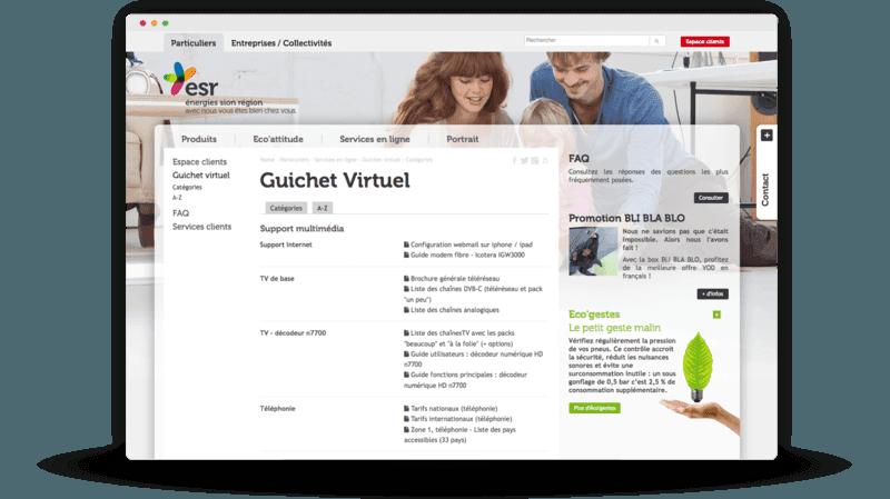 Virtual counter