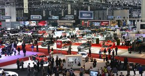 85ème Salon de l'auto 2015