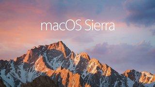 Mac OS Sierra disponible en bêta