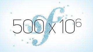 Symfony atteint 500 millions de téléchargements